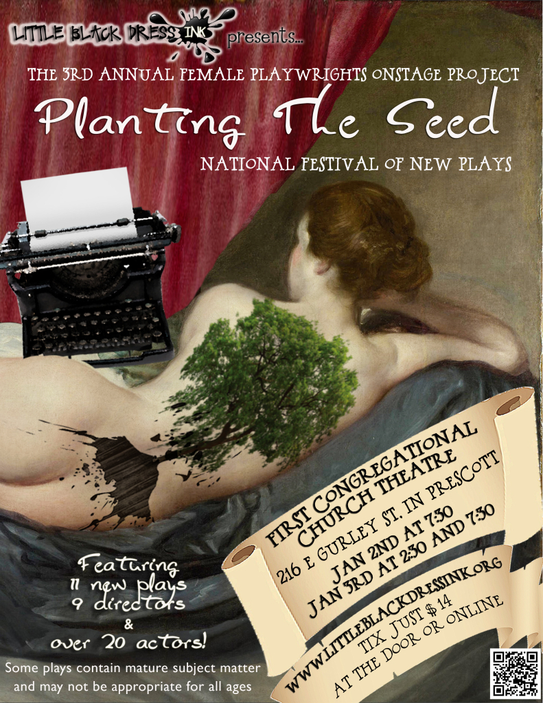 Planting the Seed Fest Poster