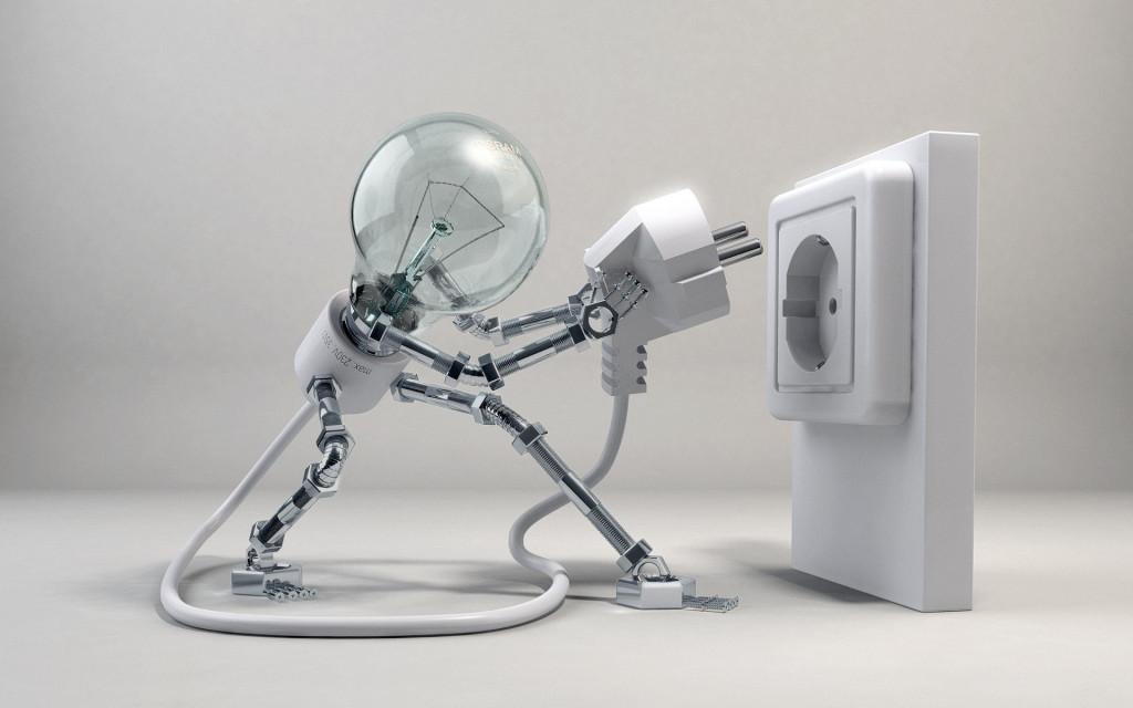 Lightbulb bright idea