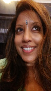 Playwright Nayna Agrawal